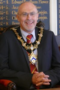 Mayor Tony Jackson